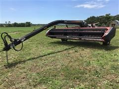 2003 Hesston 1275 Swing Arm Windrower