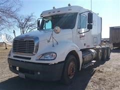 2006 Freightliner Columbia 120 Heritage Edition Tri/A Truck Tractor