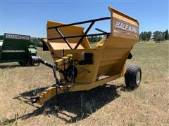 Bale King 5100 Round Bale Processor