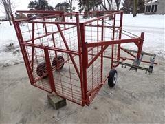 New Tec Inc ATV Calf Catcher