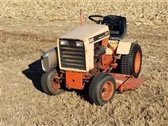 Case 220 Lawn & Garden Tractor