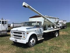 1969 Chevrolet C50 S/A Seed Tender Truck