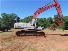 1996 Link Belt 3400Q Excavator