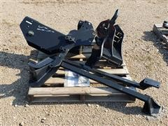 L350 Loader Tractor Mounting Brackets