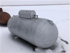 500-Gal Propane Fuel Tank