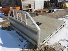Scott Magnum Aluminum Flat Bed