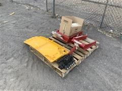 Assorted Forage Harvester & Swather Parts