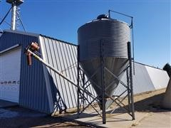 Bazooka Grain Handling System/Bulk Bin