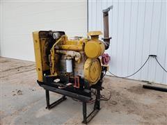 Caterpillar 3304PC Power Unit