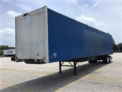 2001 Wabash T/A Sliding Curtain Side Trailer