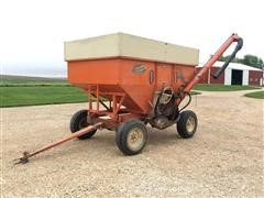 Bradford 165 Seed Tender Wagon