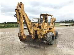 1996 Vermeer V8550 4x4x4 Vibratory Cable Plow