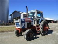 1976 J.I. Case Spirit Of '76 1570 2WD Tractor
