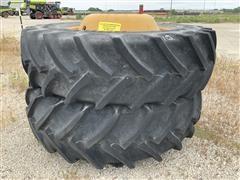 Continental 520/85/42 Tires & Rims