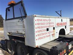 Knapheide Service Truck Body