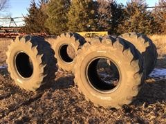 Firestone 20.5-25 Tires