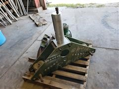 Greenlee Motorized Hydraulic Bender & Bending Boots