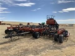 Case IH SDX30 Air Drill W/Case IH ADX2230 Grain Cart
