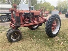 1937 International F20 Farmall 2WD Tractor (INOPERABLE)