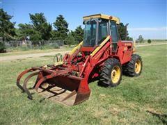 1983 Versatile 160 4WD Tractor