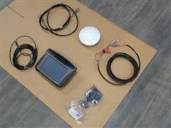 Trimble CFX 750 Monitor Unlocked To RTK And Glonass