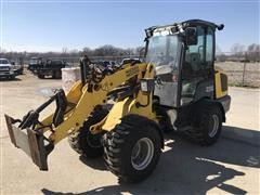 2014 Wacker Neuson WL32 Articulated Wheel Loader
