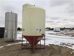 2500 Fertilizer Tank With Stand