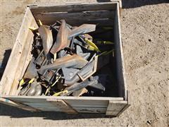 John Deere 1890 Drill Boots