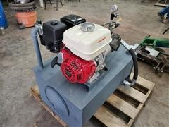Honda Gas Powered Hydraulic Power Unit