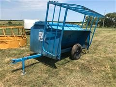 WW Calf Creep Feeder