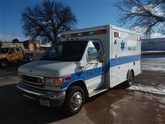 1999 Ford E350 Ambulance
