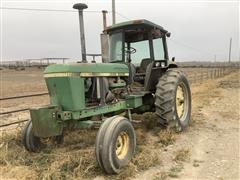 John Deere 4240 2WD Tractor (INOPERABLE)