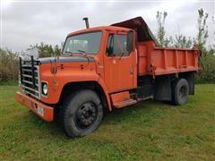 1981 International TK Dump Truck
