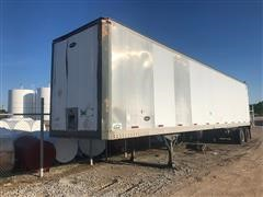 Strick T/A Enclosed Storage Trailer