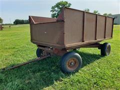 Bush Hog Dump Wagon