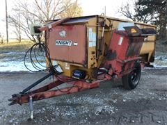 Knight RA3300 Reel Auggie Feed/Mixer Wagon