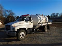 1998 GMC C6500 Water Truck