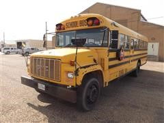 1996 Blue Bird 47-Passenger School Bus