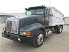 1993 International 9400 T/A Grain Truck