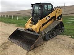 2009 Caterpillar 277C Compact Track Loader