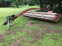 Hesston 1014 Hydraulic Swing Swather