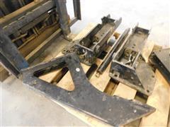Case IH Side Quest Mounting Bracket Frame