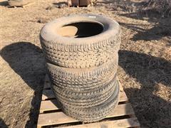 BF Goodrich 275/60R17 Tires