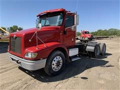 2009 International 9200i SBA 6X4 T/A Truck Tractor