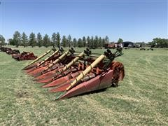 Maxion 1183 Crop Header W/Roll-A-Cone