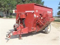 Monomixer 1315 2 Wheel Feed Mixer Wagon
