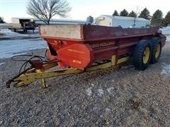 Sperry New Holland 679 T/A Manure Spreader