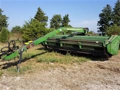 John Deere 1600 Swing Tongue Windrow