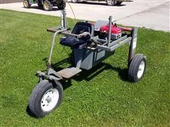 Nitzsche 3 Wheel Bean Buggy
