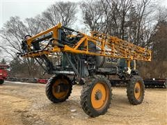 Hagie STS 12 Sprayer